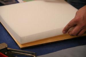 Как создать мягкие стеновые панели своими руками?