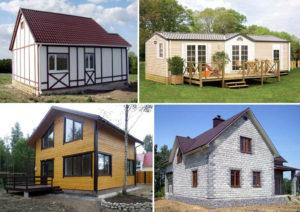Строим дачный домик – экономно, самостоятельно, качественно