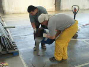 Технология создания наливного пола своими руками