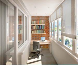 Отделка балкона – создаем своими руками красивое и функциональное помещение