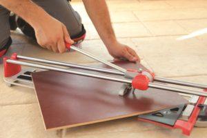 Устройство ручного плиткореза, принцип действия и рейтинг производителей