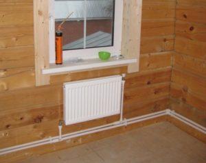 Отопление в частном доме из полипропиленовых труб своими руками