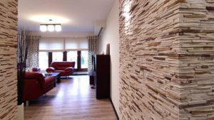 Варианты отделки стен в квартире – обзор современных материалов