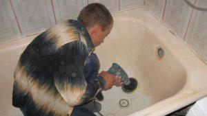 Покраска ванны: качественное обновление своими руками