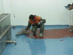 Нужна ли гидроизоляция под наливной пол или можно обойтись?