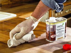 Материалы для обработки деревянного пола