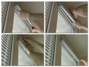 Установка жалюзи – различные способы крепления в помещениях с пластиковыми окнами