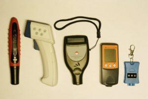 Толщиномер краски – виды, нюансы выбора и технология использования