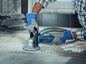 Как и чем шлифовать бетонный пол?