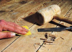 Причины и методы устранения скрипа паркета