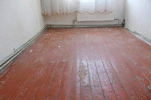 Самостоятельный ремонт деревянного пола в квартире