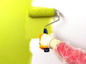 Покраска стен водоэмульсионной краской – выбираем материал и учимся работать валиком