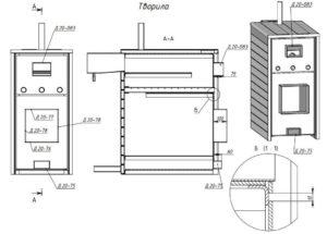 Как сделать пиролизный котел своими руками – пошаговая инструкция с чертежами