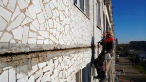 Герметизация межпанельных швов – защитим свое жилище от холодов и сквозняков