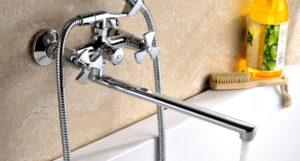 Смеситель для ванной с душем – как выбрать надежный прибор самостоятельно