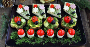 Бюджетные рецепты вкусных новогодних блюд и красивое оформление 2019