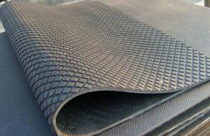 Резиновый линолеум Релин: состав, область применения и цена