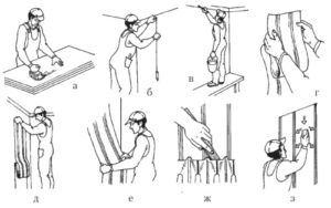 Оклейка стен обоями – проведение работ своими руками