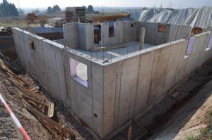 Монолитный дом – строительство с использованием преимуществ технологии