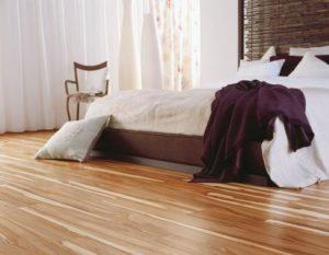 Какое лучше покрытие для пола в спальне?