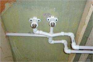 Особенности монтажа водопровода из полипропиленовых труб своими руками