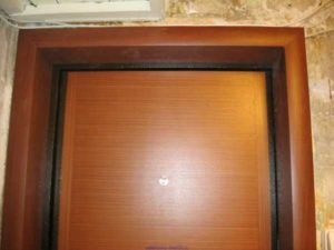 Откосы для входных дверей – самостоятельная установка и отделка