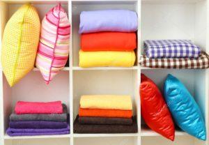 У мочалки, подушки и полотенца тоже есть срок годности! Когда пора выбрасывать?