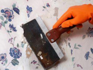 Как снять старые обои со стен – удаляем без следа советскую и современную отделку