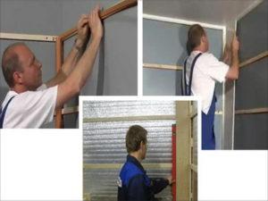 Установка и монтаж панелей ПВХ на стену – как справиться самому?