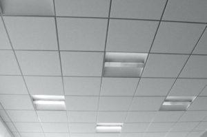 Виды металлических подвесных потолков и стоимость за м2