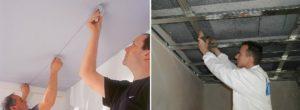 Панели МДФ для потолка – как установить своими руками?
