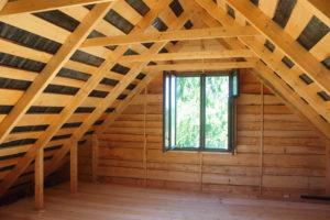 Как построить второй этаж своими руками в старом доме или на даче