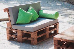 Как сделать диван своими руками – практичная мебель для дома и дачи