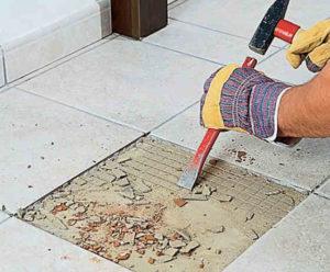 Укладка новой плитки на старую: подготовка поверхности и процесс монтажа