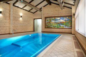 Баня и бассейн