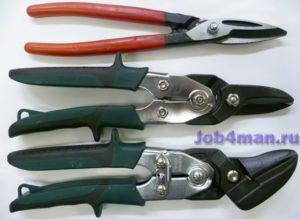 Ножницы по металлу: виды, отличия, критерии выбора