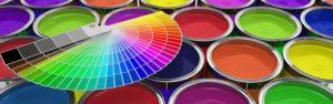 Колер для краски – учимся создавать новые оттенки