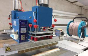 Производство, станки ТВЧ и материалы для изготовления натяжных потолков