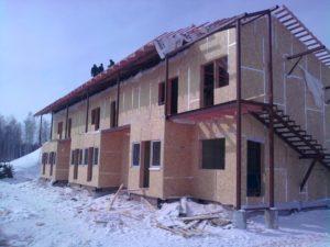 Каркасно-щитовые дома – построим уютное жилище из готовых панелей за пару месяцев