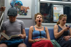 «Ароматы» общественного транспорта. И курьезные ситуации из жизни