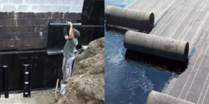 Материалы для гидроизоляции фундамента