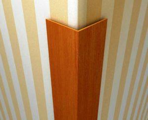 Чем приклеить пластиковый уголок к обоям – защищаем углы стены декоративными уголками
