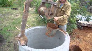 Копаем колодец своими руками – источник чистой и свежей воды у себя на даче