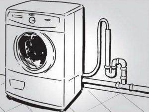 Правильное подключение стиральной машинки автомат своими руками