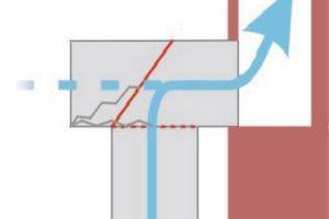 Как самостоятельно выбрать и установить обратный клапан на вытяжку