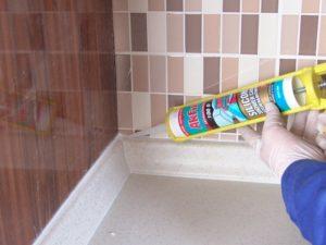 Санитарный герметик для ванной – выбираем влагостойкий состав с хорошей адгезией