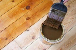 Чем покрасить полы в бане: виды красок и какую лучше выбрать?