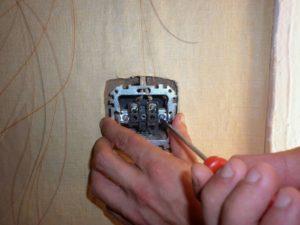 Замена выключателя света в квартире – простая инструкция сложной работы для новичков