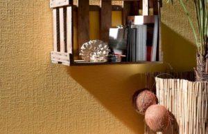 Виды обоев – техника облицовки стен с древнейших времен до наших дней