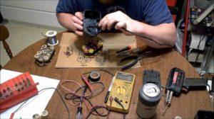 Ремонт аккумулятора шуруповерта – замена и восстановление